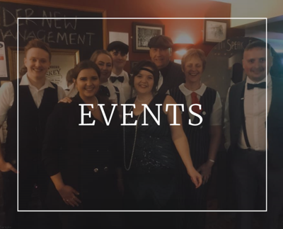 White Lion Colsterworth Events