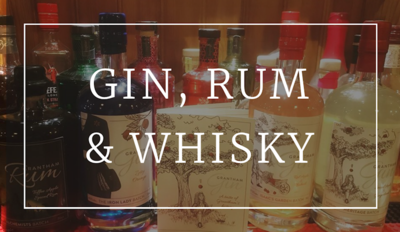 White Lion Colsterworth Gin, Rum & Whisky
